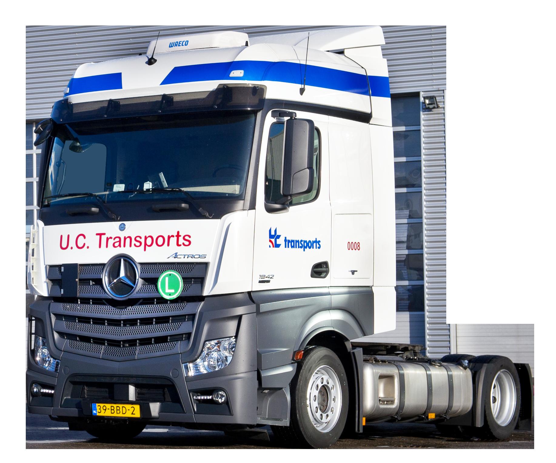 truck UC Logistics